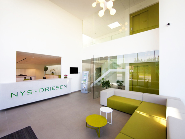 Nys Driesen Offices