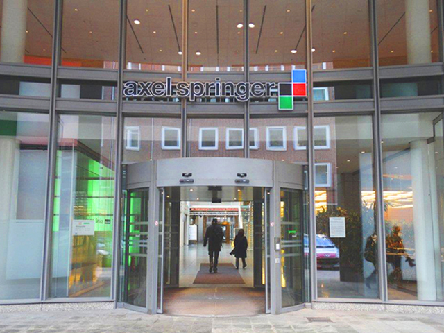 Axel Springer Amburgo