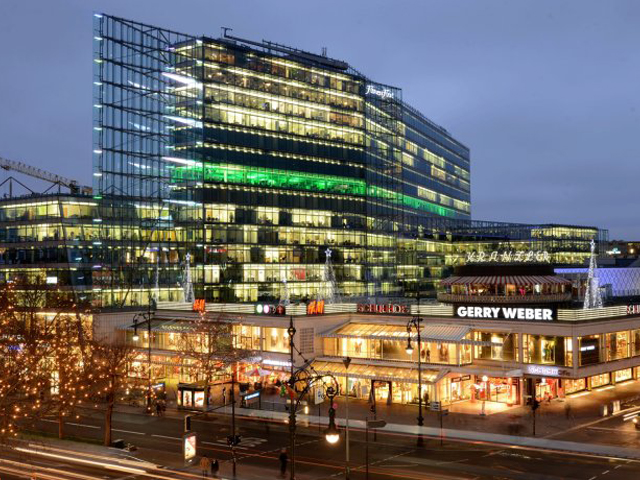 Newsroom Berliner Morgenpost