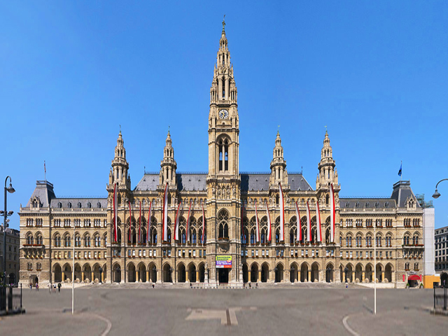 Vienna Townhall Offices