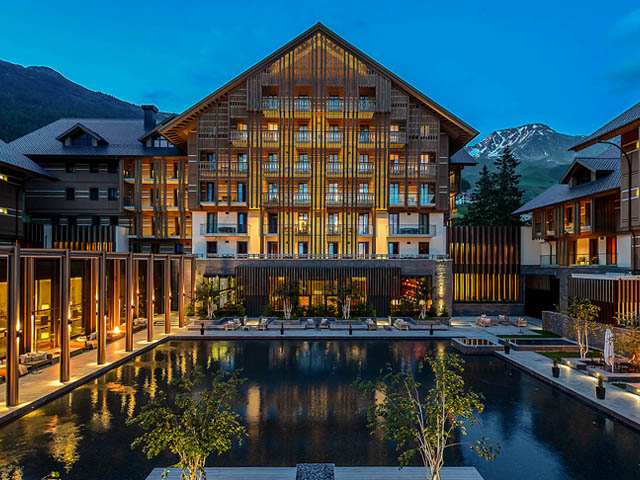 The Chedi Hotel Andermatt