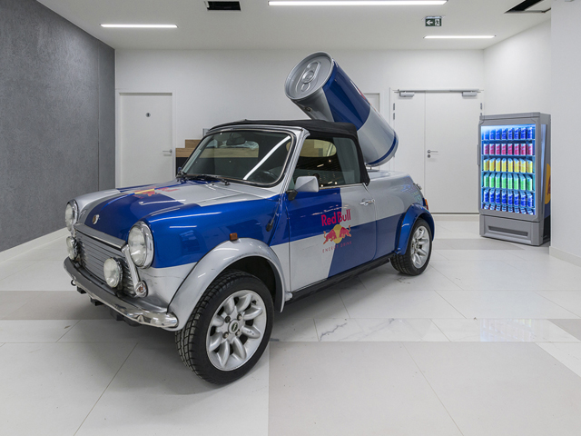 Red Bull Offices Paris